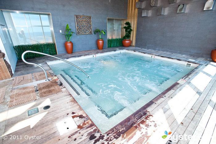 Spa de Imersão no The Water Club em Borgata