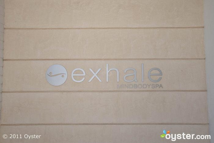 Exhale Spa no Gansevoort Turks and Caicos, um Wymara Resort