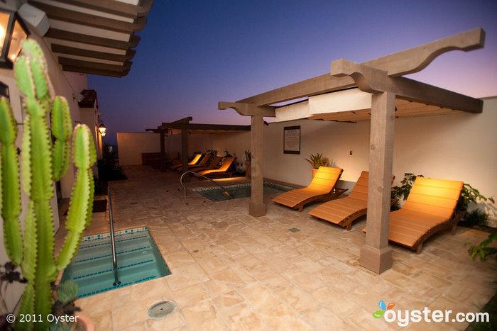 Spa no Terranea Resort