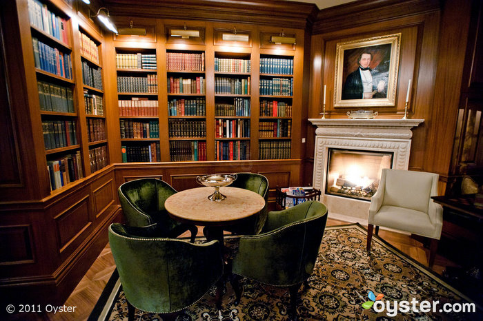 The Book Room at The Jefferson, Washington DC