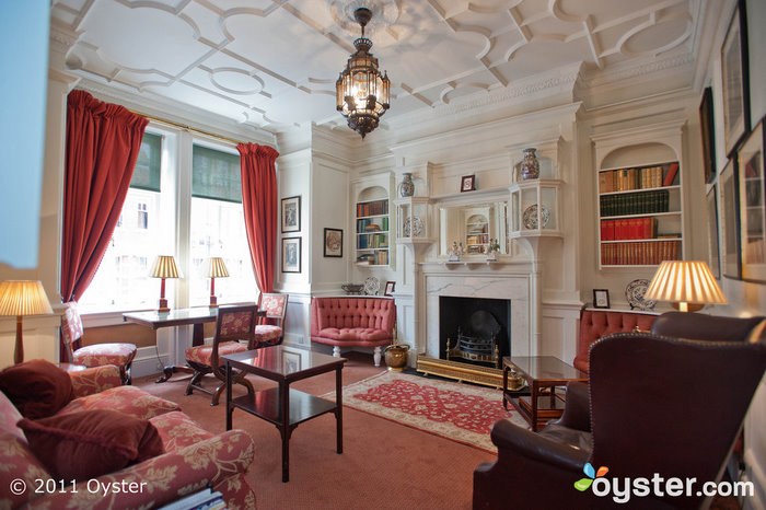 The Library at the Draycott Hotel