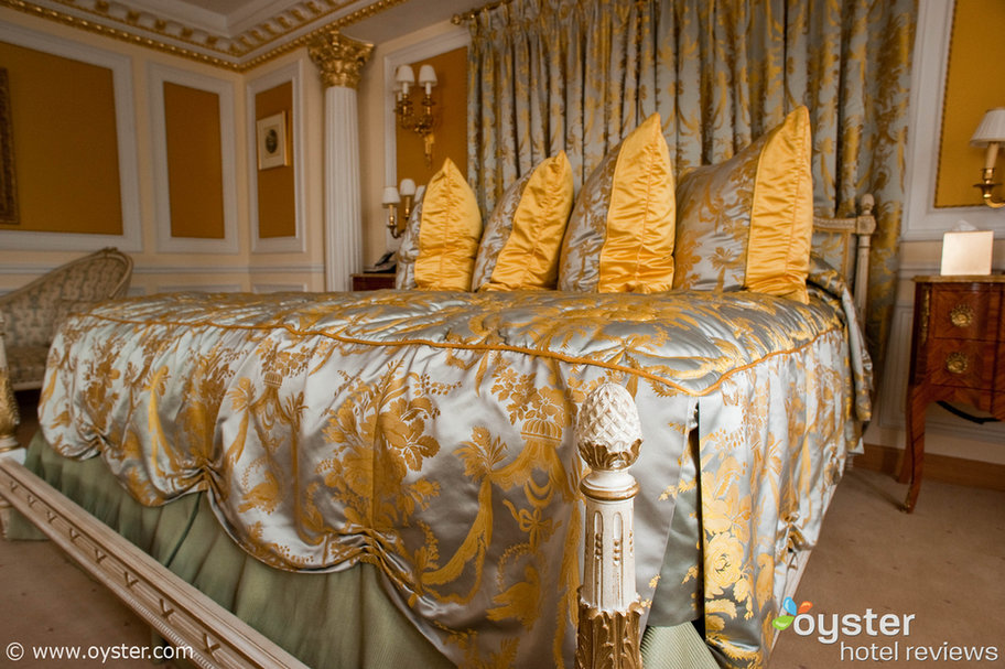 Royal Suite at the New York Palace Hotel