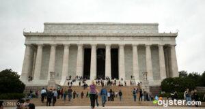 Lincoln Memorial; Washington, D.C.