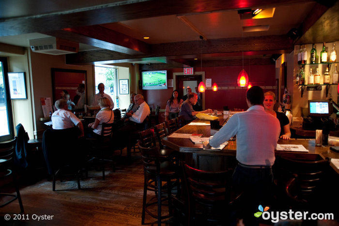 Rare Bar and Grill at the Affinia Shelburne; New York City, NY
