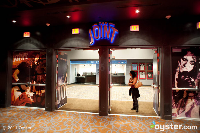 The Joint at the Hard Rock Hotel & Casino; Las Vegas, NV