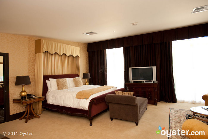 Presidential Suite at The Beverly Hilton; Beverly Hills, CA