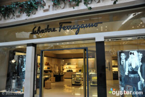 Salvatore Ferragamo at the Atlantis Paradise Island Resort; Bahamas