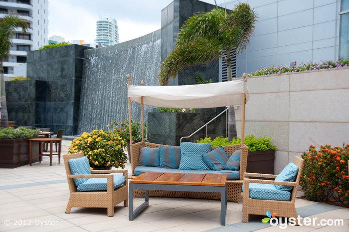 Der Boden im Four Seasons Miami; Miami, Florida