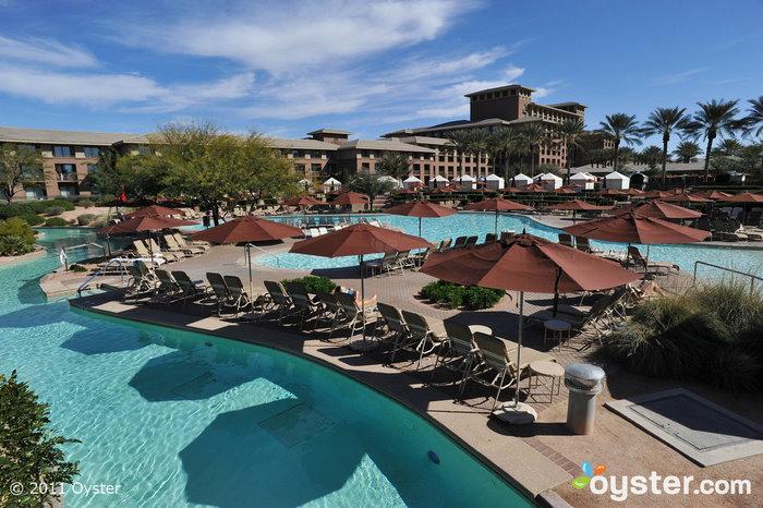 The Main Pool at The Westin Kierland Resort & Spa; Scottsdale, AZ