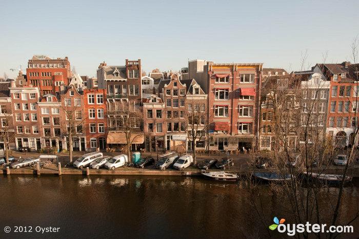 Vistas na Senior Suite no Ambassade Hotel; Amsterdã, Holanda