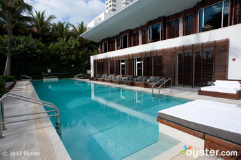 The Outdoor Pool at The Setai; Miami, FL