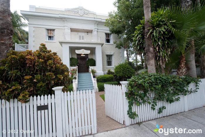 A Pousada Weatherstation; Florida Keys