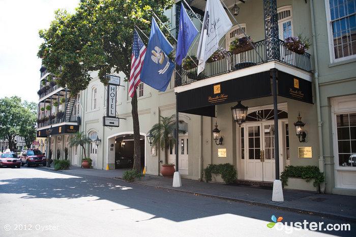 Bienville House; New Orleans, LA