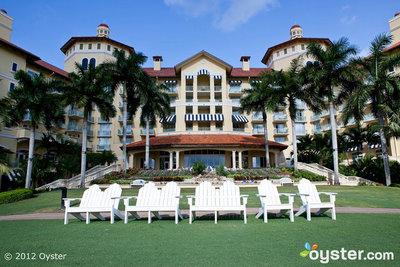Grounds at Ritz-Carlton Golf Resort; Naples, FL