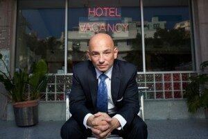 Hotel Impossible host Anthony Melchiorri.