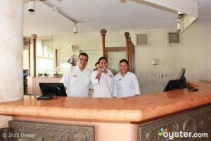 Front Desk at the Villa Del Palmar Beach Resort & Spa, Cabo San Lucas, Los Cabos, Mexico
