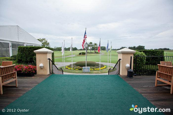 Campo de golf en el Westin Savannah Harbour Golf Resort & Spa