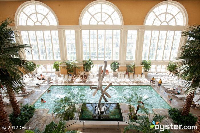 The Pool at the Borgata Hotel Casino & Spa