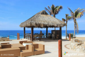 Dying to be under that palapa right about now.
