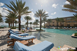 Pool at The Westin Dawn Beach Resort & Spa, St. Maarten