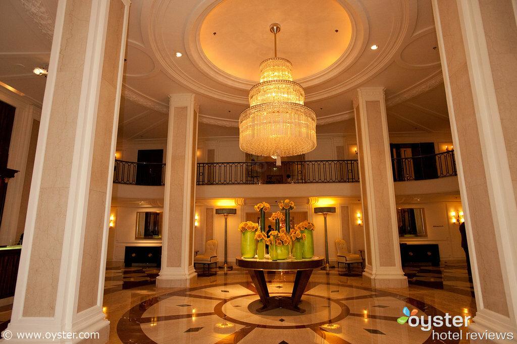 Lobby, the Beverly Wilshire