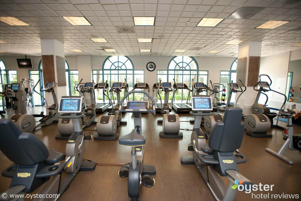 Fitness Center, Loews Santa Monica