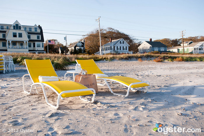 Life's a beach in luxe Kennebunkport.