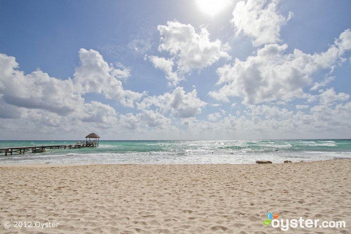 Retiro do casal: Praia no vice-rei Riviera Maya