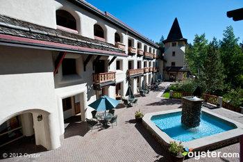 The Olympic Village Inn in Lake Tahoe