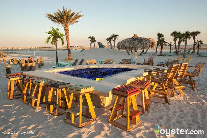 Landshark Landing Beach Bar at the Margaritaville Beach Hotel -- Pensacola, FL