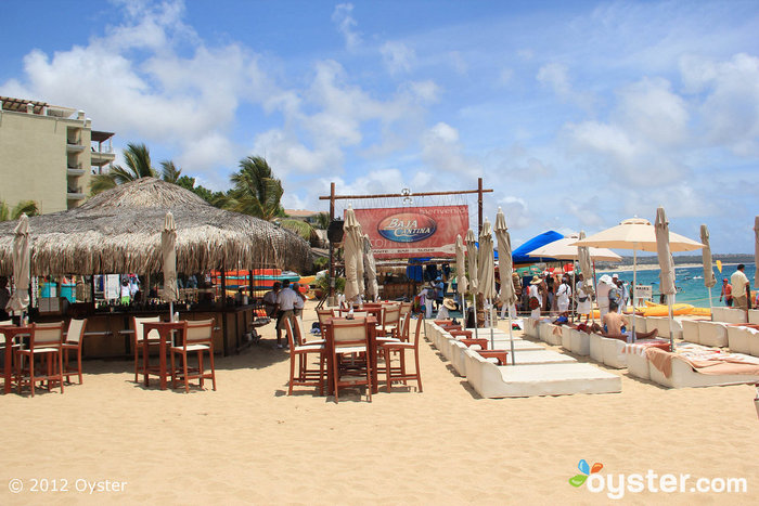 Baja Cantina at the Cabo Villas Beach Resort and Spa