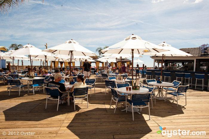Beach Bar at the Trump Plaza Hotel and Casino -- Atlantic City
