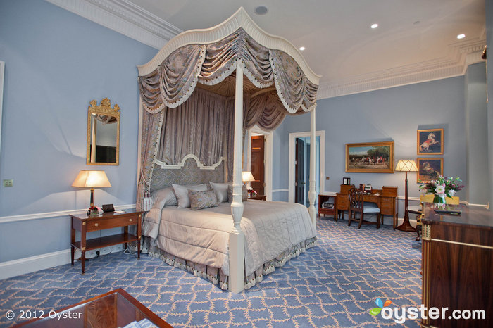 The Lanesborough Suite at The Lanesborough, a St. Regis Hotel