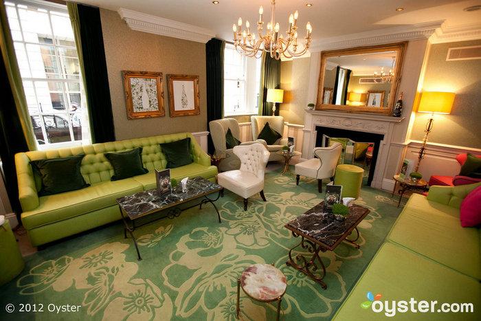PJ Lounge at the Duke's Hotel