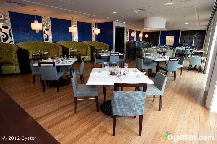 Azurea Restaurant at the One Ocean Resort Hotel & Spa -- Jacksonville, FL