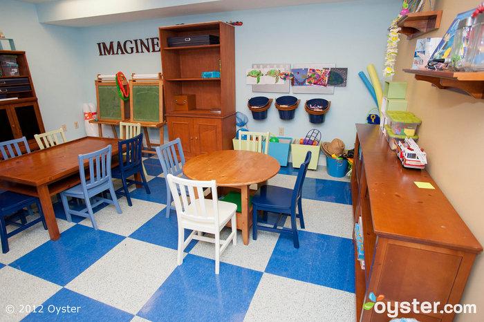 Sea Turtle Kid's Club at the One Ocean Resort Hotel & Spa -- Jacksonville, FL