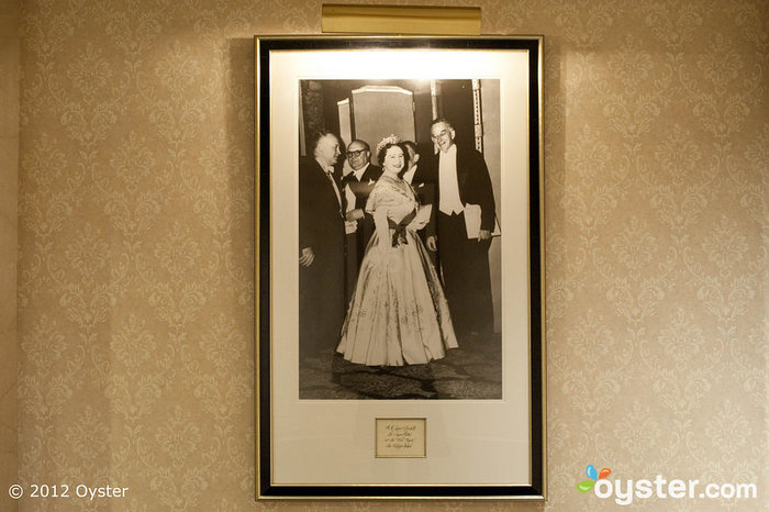 The Waldorf Astoria Remembers a Royal Visit