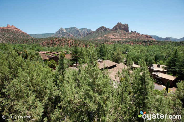 The iconic red rock formations of Sedona are surrounded by natural energy forces known as vortexes.