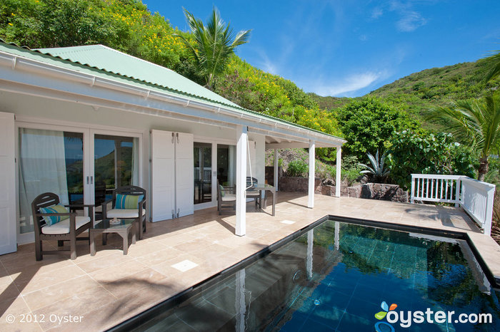 The One-Bedroom Villa Suite at Hotel Le Toiny -- St. Barts