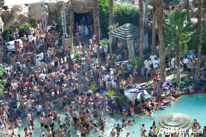 Sunday Rehab Pool Party at Hard Rock Hotel, Las Vegas