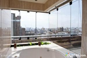 Bubble Bath Vistas at the Thunderbird Hotels Pardo
