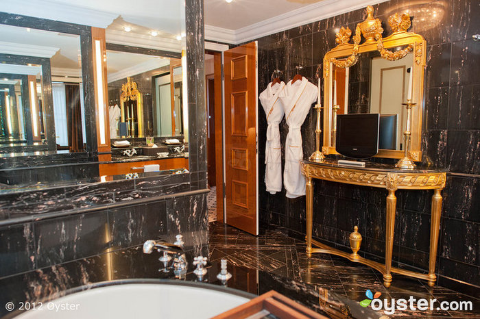 The Grand Suite at The Ritz-Carlton, Berlin