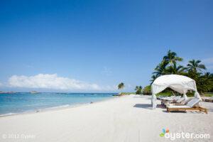Beach at the St. Regis Punta Mita Resort, Riviera Nayarit