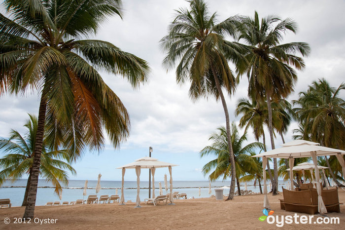 Der Strand von Casa de Campo