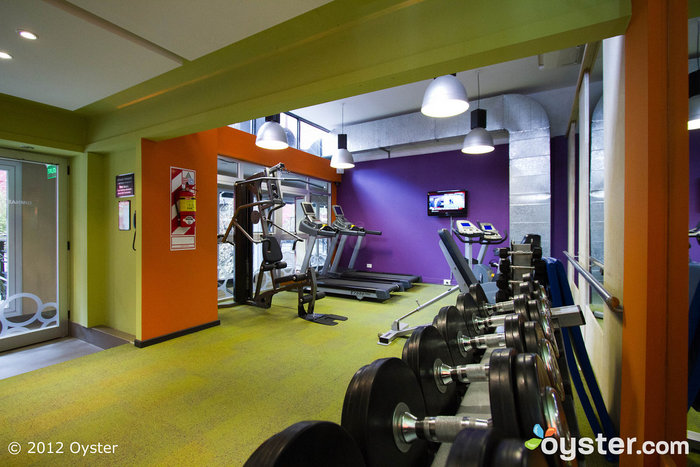 A well-equipped fitness center can be a difficult find in Buenos Aires -- but not at the Lennox Hotel.