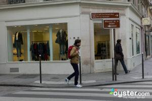 Paris, France/Oyster