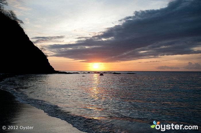 Playa en el Four Seasons Resort Costa Rica en Peninsula Papagayo