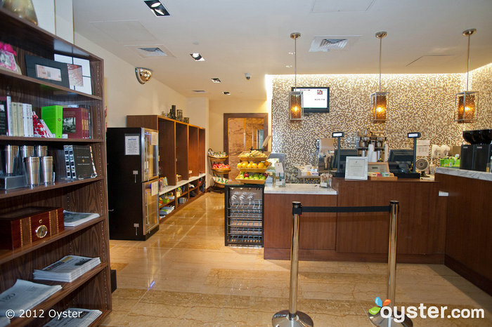 Perks Coffee at the Grand Hyatt San Antonio