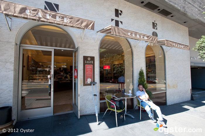 Caffe Centro at The Fairmont San Francisco