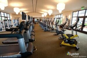 Fitness Center, Terranea Resort